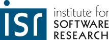 Institute for Software Research Home Page